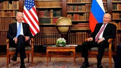 «Приостановление сползания»: экономист оценил итоги встречи Путина и Байдена
