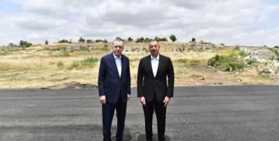 Эрдоган не исключил создания турецкой военной базы в Азербайджане