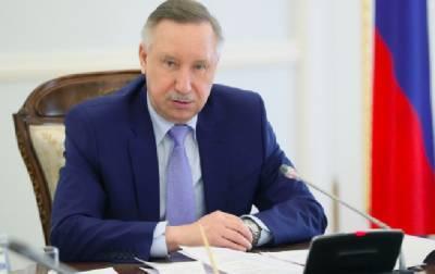 Александр Беглов признал ситуацию с коронавирусом в Петербурге непростой