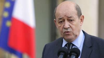 Глава МИД Франции считает важным решение лидеров России и США начать стратегический диалог