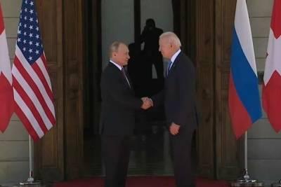 Депутат Госдумы поделился мнением о встрече Владимира Путина и Джо Байдена