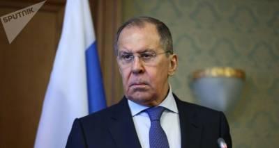 Лавров назвал слухами сообщения о возможном размещении военных баз Турции в Азербайджане