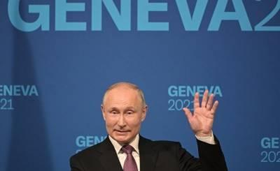 Читатели Fox News: Путин вырвал для себя место в высшей мировой лиге (Fox News)