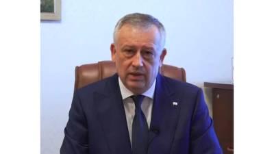 Александр Дрозденко обратился к жителям Ленобласти по поводу ситуации с COVID-19