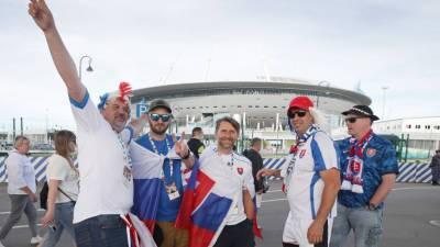 За неделю Евро-2020 туристы потратили в Петербурге более 310 миллионов рублей