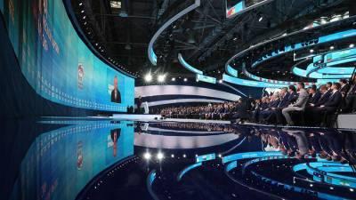 Путин выступит на съезде «Единой России» 19 июня