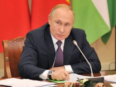 Путин на встрече с Совбезом РФ предложил обсудить итоги саммита Россия - США