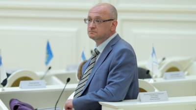 Октябрьский суд избрал меру пресечения для депутата ЗакСа Резника