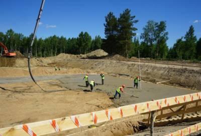 Под Тосно ведутся работы по трем объектам водоснабжения