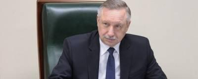 Александр Беглов заявил, что ковидом в тяжелой форме стали больше болеть молодые петербуржцы