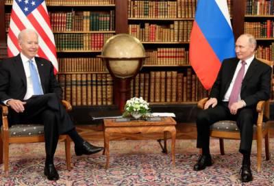 Председатель Общественной палаты Ленобласти оценил итоги встречи Путина и Байдена