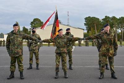 Daily Express: немецкие военные из миссии НАТО по сдерживанию России «опозорились» в Литве из-за незаконной вечеринки