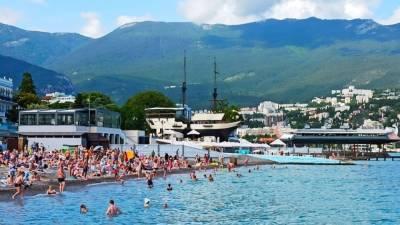 Жители России выбрали наиболее популярные места для летнего отдыха
