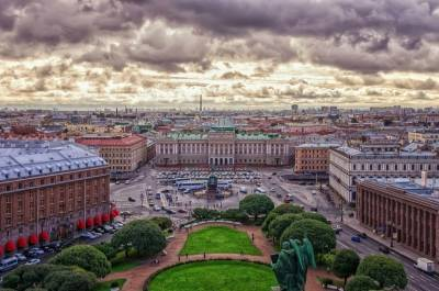 В Санкт-Петербурге с 21 июня вводят дополнительные ограничения из-за COVID-19