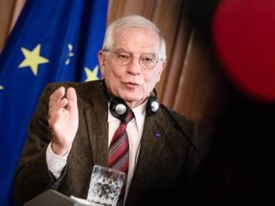 """Боррелий передал """"жесткое послание"""" ЕС правительству Ливана во время визита в Бейрут"""