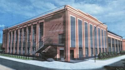 Спортшкола в Пушкине будет занимать новое здание