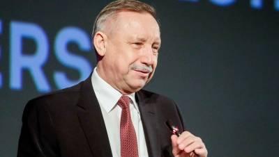 Беглов назвал водородную энергетику рынком будущего для Петербурга