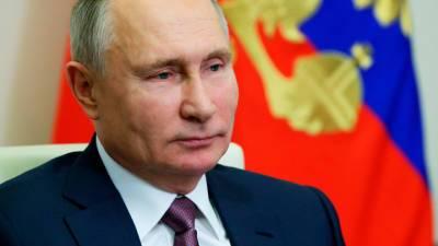 Путин выступит на ПМЭФ 4 июня