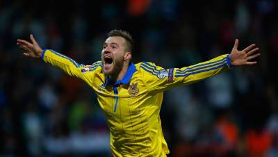 Агент игрока сборной Украины Ярмоленко опроверг слухи о переходе его клиента в РПЛ