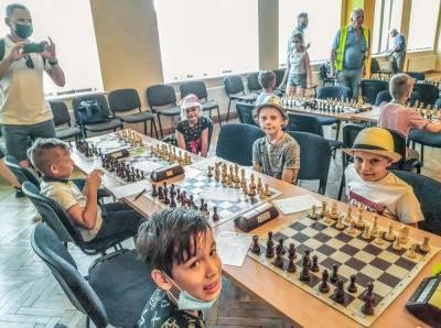 Новости шахматного фестиваля Паланги