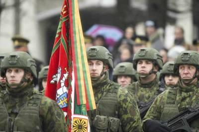 Литва заявила о готовности «защищаться» от нелегальных мигрантов с помощью армии