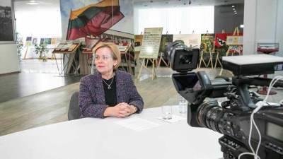 Литовский евродепутат обвинила местную оппозицию в работе на Россию