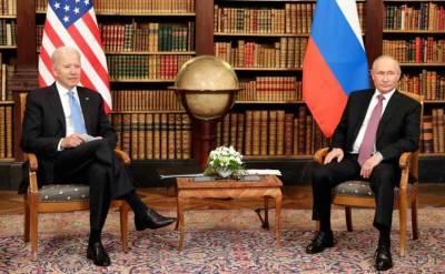 В Дании заявили, что саммит в Женеве выявил слабые стороны Байдена