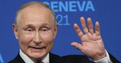 Почтительно и уважительно. Почему Путину понравилось в Женеве
