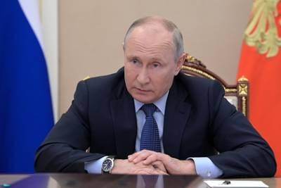 Путин написал статью к 80-летию с начала Великой Отечественной войны