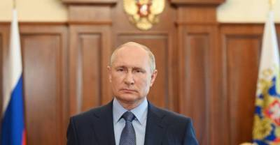 Путин написал статью для немецкого издания к 80-летию начала Великой Отечественной войны