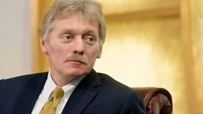 В Кремле рассказали о подготовке статьи Путина о Великой Отечественной войне