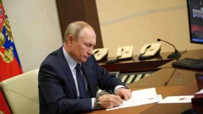 Путин готовит статью к 80-летию начала Великой Отечественной войны