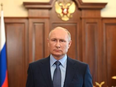 Путин написал для СМИ Германии статью к 80-летию начала Великой Отечественной войны