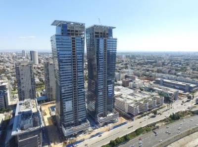 В Израиле на 41-м этаже оборвался внешний лифт со строителями, есть погибший