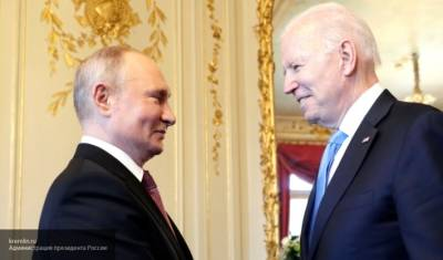 Во Франции назвали главную цель встречи Байдена и Путина в Женеве