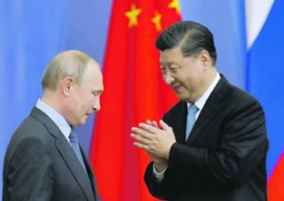 Призрак союза России с Китаем будоражит Запад