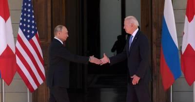 Спустя 4 дня после встречи с Путиным: у Байдена объявили о новых санкциях против России