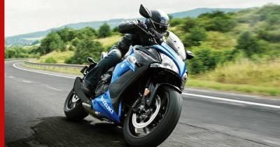 СМИ: Suzuki планирует выпустить новый туристический мотоцикл на базе GSX-S1000F