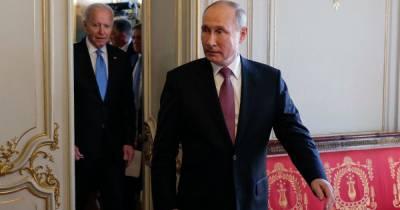 Саммит Путина и Байдена: что осталось за кадром официальных церемоний