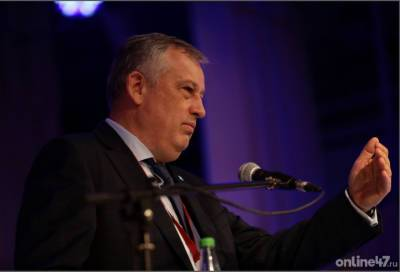 Александр Дрозденко поздравил ленинградцев с годовщиной Свирской Победы