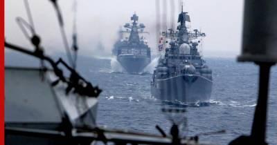Корабли Тихоокеанского флота отработали уничтожение авианосцев условного противника