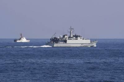 «Шаг по усилению ВМС»: Украина намерена купить два британских тральщика