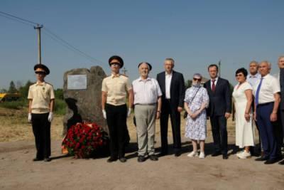 Под Гатчиной заложили памятник жертвам геноцида