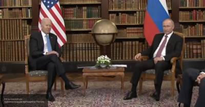 The Washington Times: Путин одержал политическую победу во время саммита с Байденом