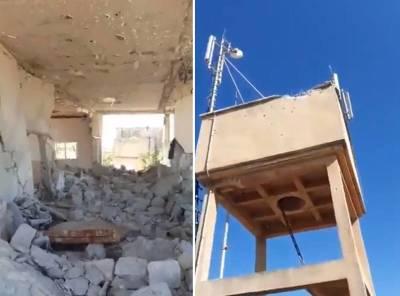 Боевики нанесли удар по позициям САА, а после «ответки» обвинили сирийскую армию в обстреле мирных жителей