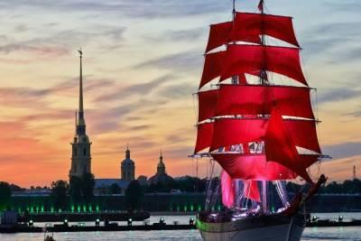 Смольный призвал петербуржцев не ходить на «Алые паруса»