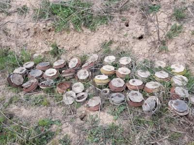 Агентство по разминированию Азербайджана обезвредило на освобожденных землях более 190 мин