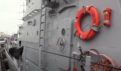 «Установим современное вооружение»: на Украине решили модернизировать поставленные из США катера Island