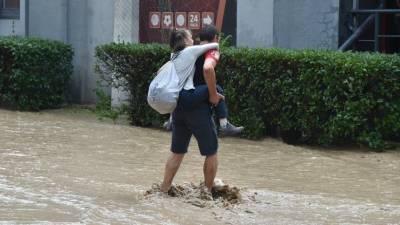 Минобороны нарастит группировку для помощи пострадавшим от наводнения в Крыму