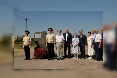 Мединский посетил церемонию заложения мемориала жертвам ВОВ в Ленобласти